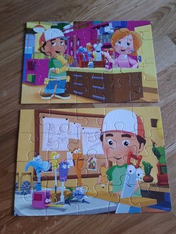 Puzzle 4+ Handy Manny