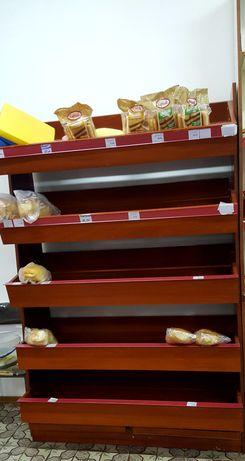 Стелаж хлібний