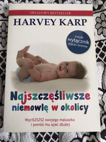 Książka 'Najszczęśliwsze niemowlę w okolicy' Harvey Karp
