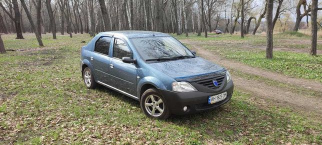 Dacia logan газ\бензин