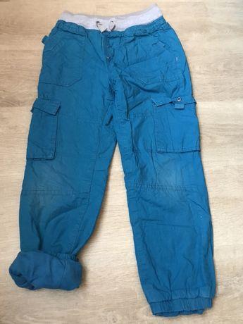 Spodnie ocieplane roz122
