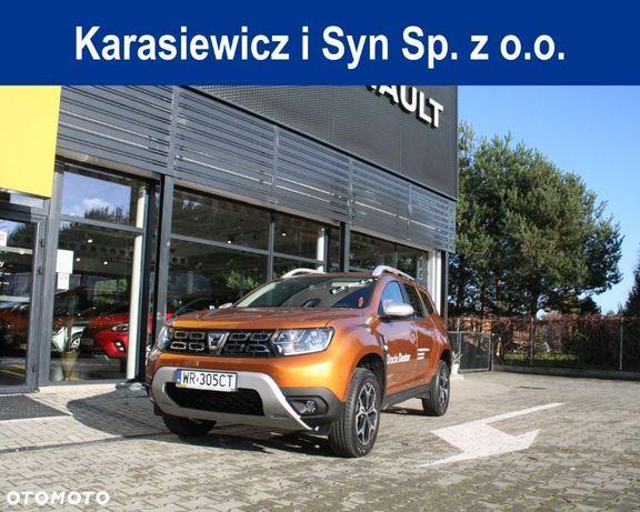 Dacia Duster Autoryzowany Salon Sprzeda  Demo Na Placu