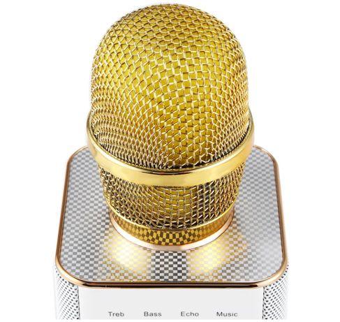 Mikrofon Karaoke, Zmieniacz Głosu, Głośnik Bluetooth do 14h