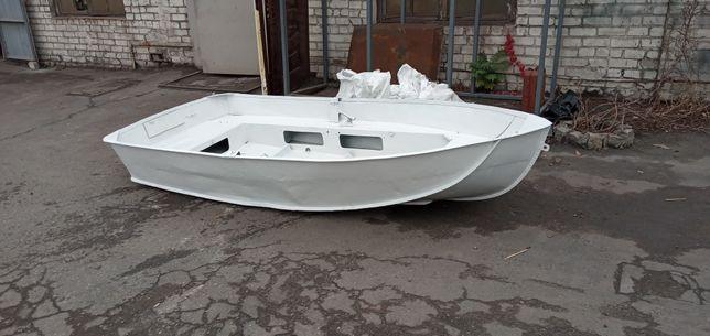 Продам лодку язь дюраль клепанная