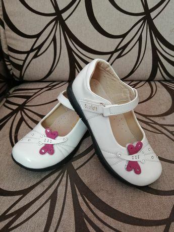 Мештики на дівчинку, туфельки 29розм., туфли