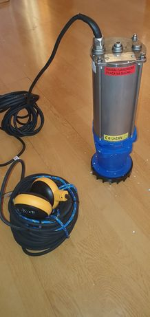 Pompa wirowo-wyporowa Inwap ORKA-n 230V+pływaki