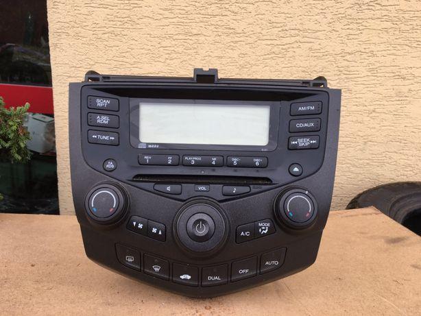 Honda Accord VII Diesel 2002-08- Radio 1 CD