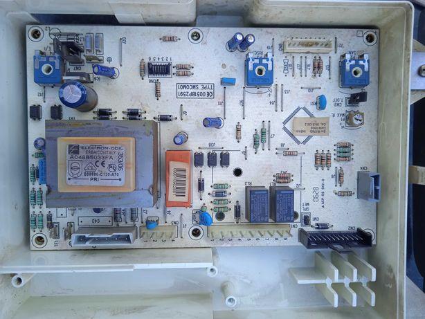 Плата управления котла Westen Quazar 24i, электроды и др. детали