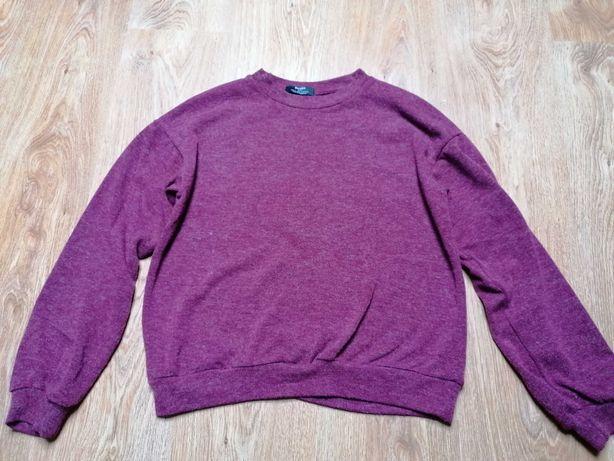 Sweterek bordowy r. S