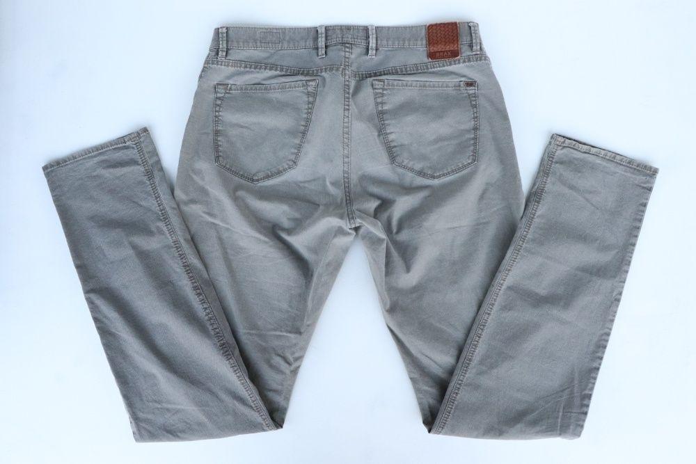 Spodnie męskie jeansy BRAX Slim Fit W34 L36. Stan bardzo dobry Węgierska Górka - image 1
