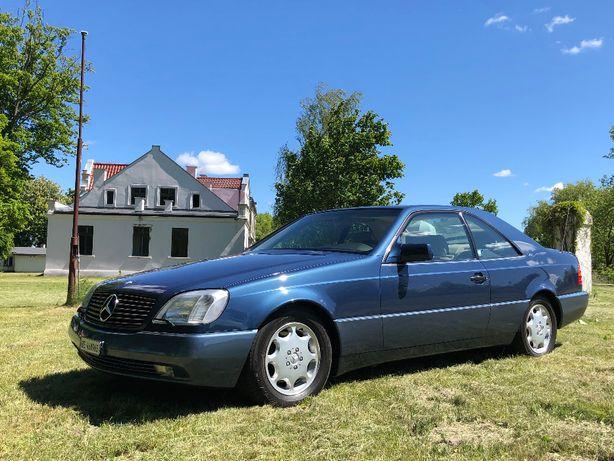 Auto Do Ślubu - Klasyk - Retro Mercedes SEC600 V12