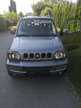 Suzuki Jimny 1.3 16V 85KM 4x4 2009