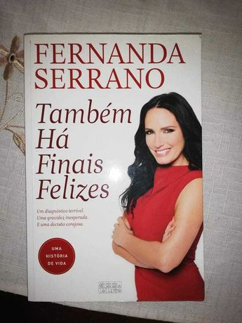 Vendo livro ( Fernanda Serrano/ também há dias felizes)