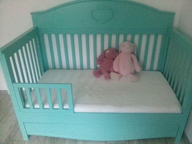 Łóżeczko dziecięce BELLAMY GOOD NIGHT 70 x 140 cm (od 0 do 6 lat)