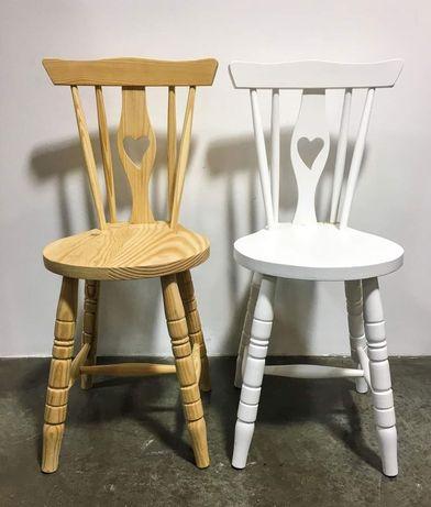 """Cadeira """"Coração / Rabo de Bacalhau"""" Design Português"""