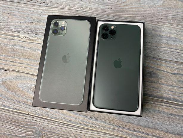 ВИТРИННЫЙ Iphone 11 Pro Max 256GB GREEN (UNLOCK) Emojie store
