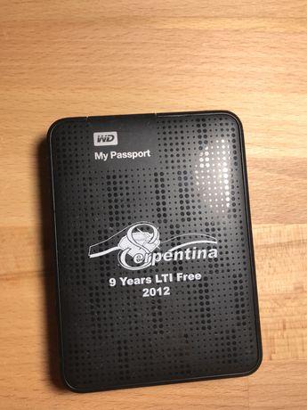 WD My Passport dysk przenosny HDD 1TB USB 3.0