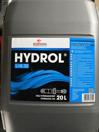 Olej Hydrol l-hl 32 20l