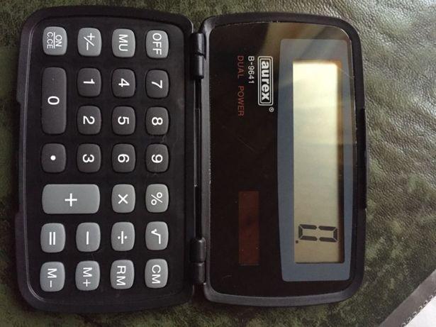 калькулятор на сонячних батареях