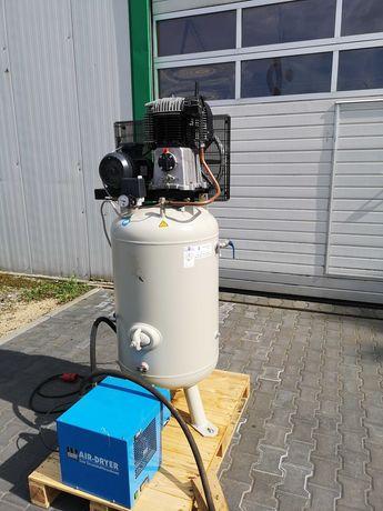 Kompresor  sprężarka stojący Schneider