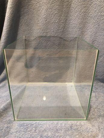 Akwarium nano krewetkarium terarium 30x30x30