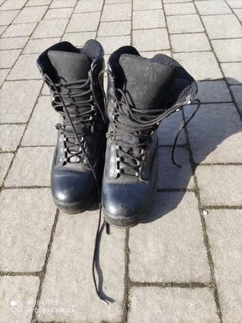 Buty taktyczne skórzane