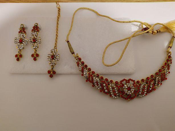 Индийские украшения бижутерия