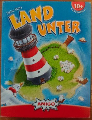 Настольная игра Land Unter / Держись на плаву