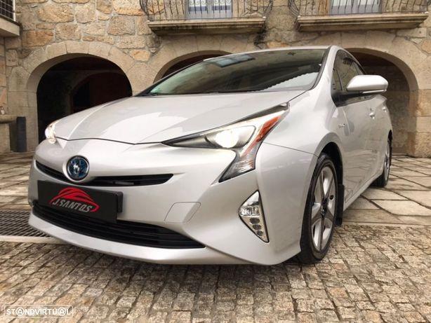 Toyota Prius 1.8 Luxury Pele