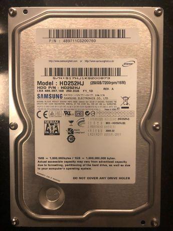 Dysk twardy SAMSUNG HD252HJ 250 GB