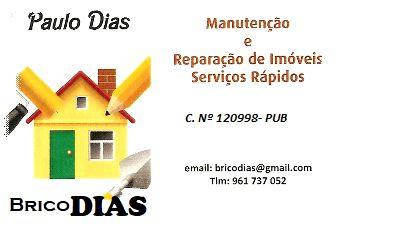 Bricolage manutenção e reparações do seu lar