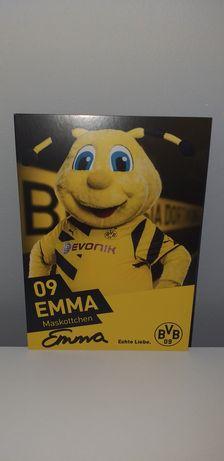 Autograf - Maskotka Emma