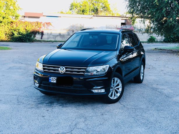 Volkswagen Tiguan 7 мест