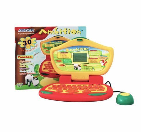 детский ноутбук Asder