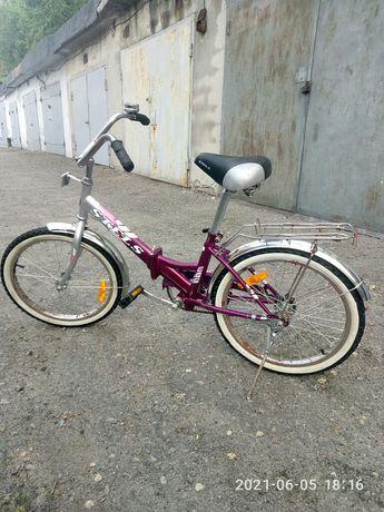 Прдам велосипед Stels