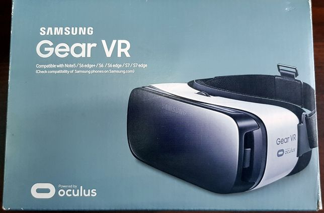 Очки Samsung Gear VR compatible with Note5/S6 edge+/S6/S7/S7 edge