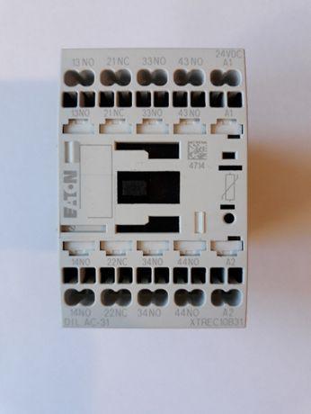 Stycznik pomocniczy EATON DIL AC-31 24VDC