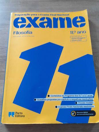 Exame - Preparação para o exame final - 11º ano - Filosofia