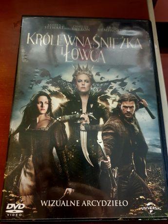 Królewna Śnieżka i Łowca - filmy DVD