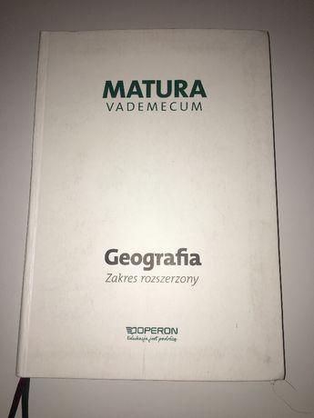 Repetytorium/vademecum maturalne geografia Operon