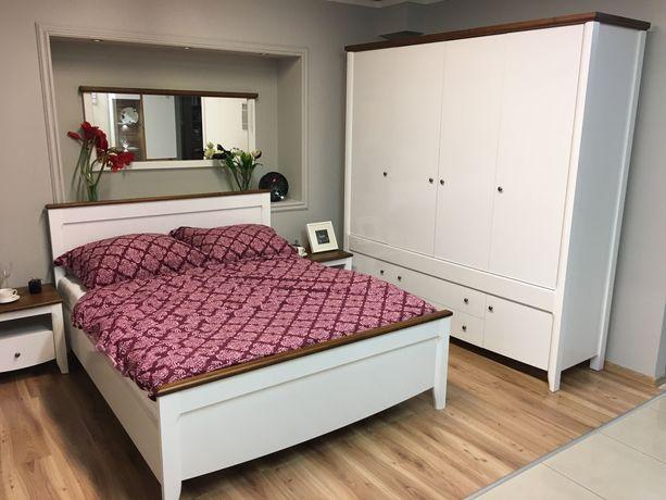 Komplet mebli do sypialni Kalio BRW - wyprzedaż ekspozycji