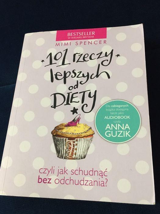 Książka 101 rzeczy lepszych od Diety Częstochowa - image 1