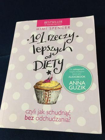 Książka 101 rzeczy lepszych od Diety