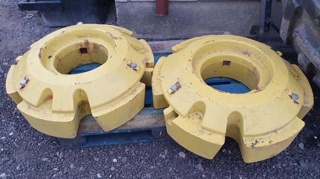 Obciążnik John Deere obciazniki w tylne koła 625kg