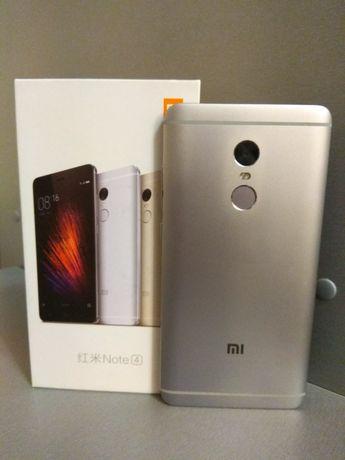 Xiaomi Redmi Note 4 64gb silver