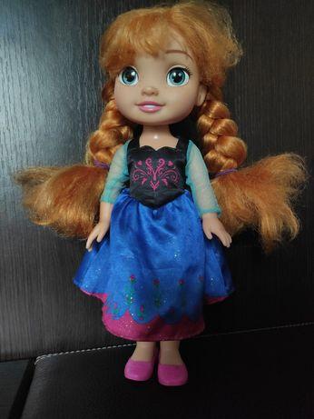 Кукла Анна из мультфильма Холодное сердце