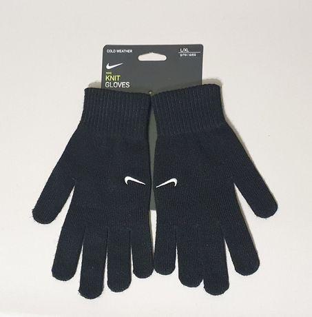 Перчатки рукавиці мужские зимние чоловічі оригінал nike L tech fleece