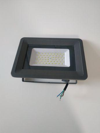 LED прожектор 50Вт уличный премиум 220В 4750Лм IP65 гарантия 2года