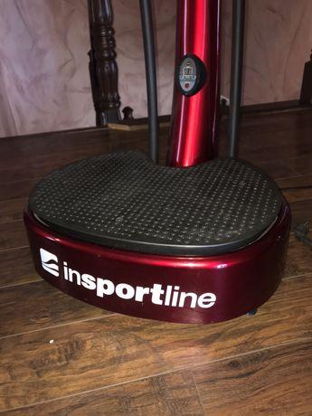Platforma wibracyjna domowa insportline