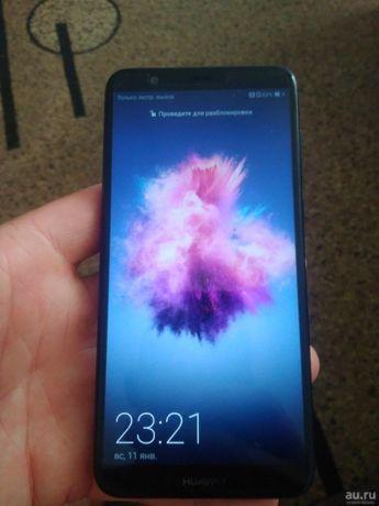 Обменяю Huawei P SMART 2018 на IPHONE